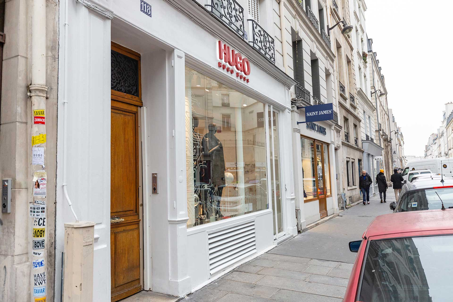 118 Rue Vieille du Temple 75003 Paris