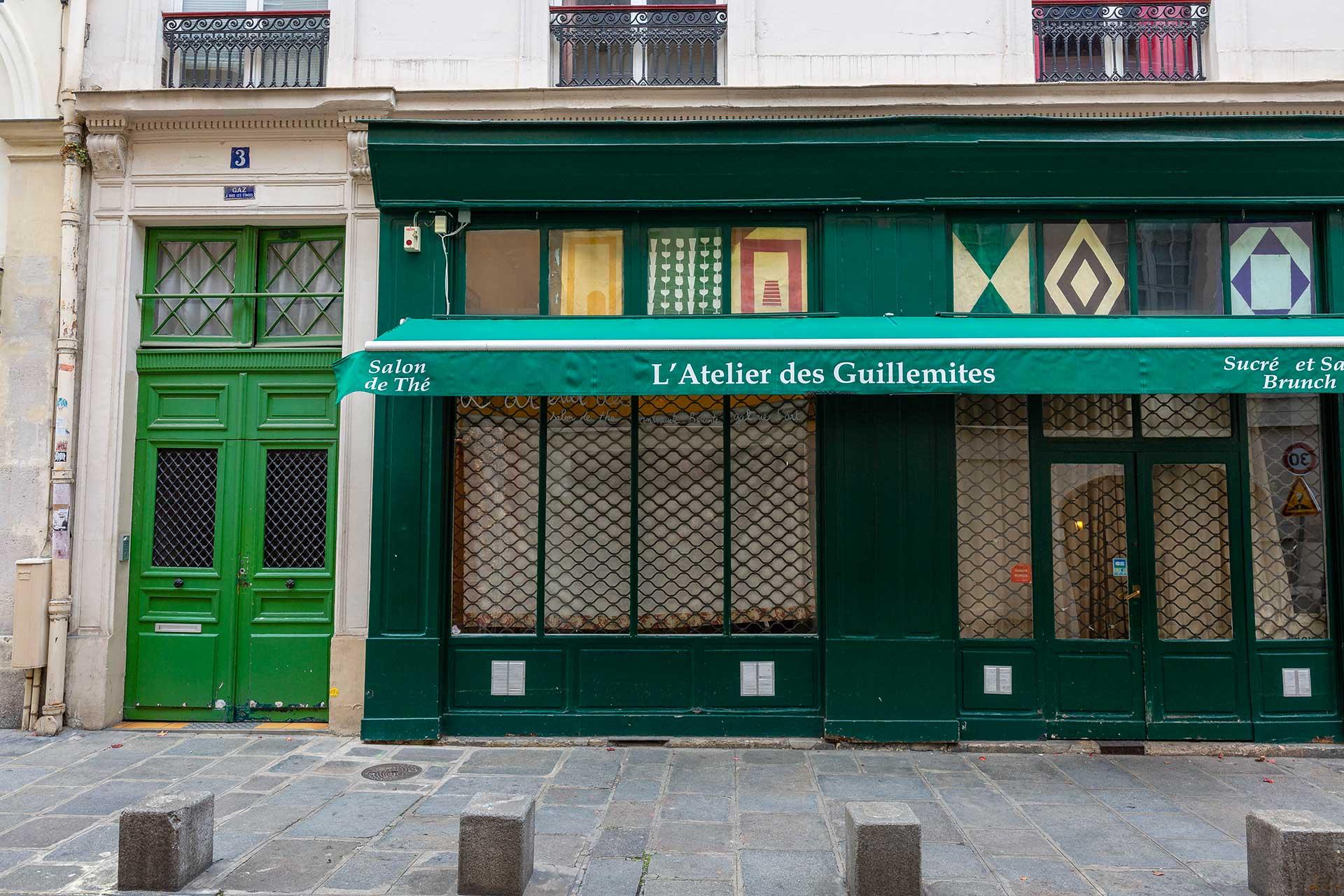 3 - 5 Rue des Guillemites 75004 Paris